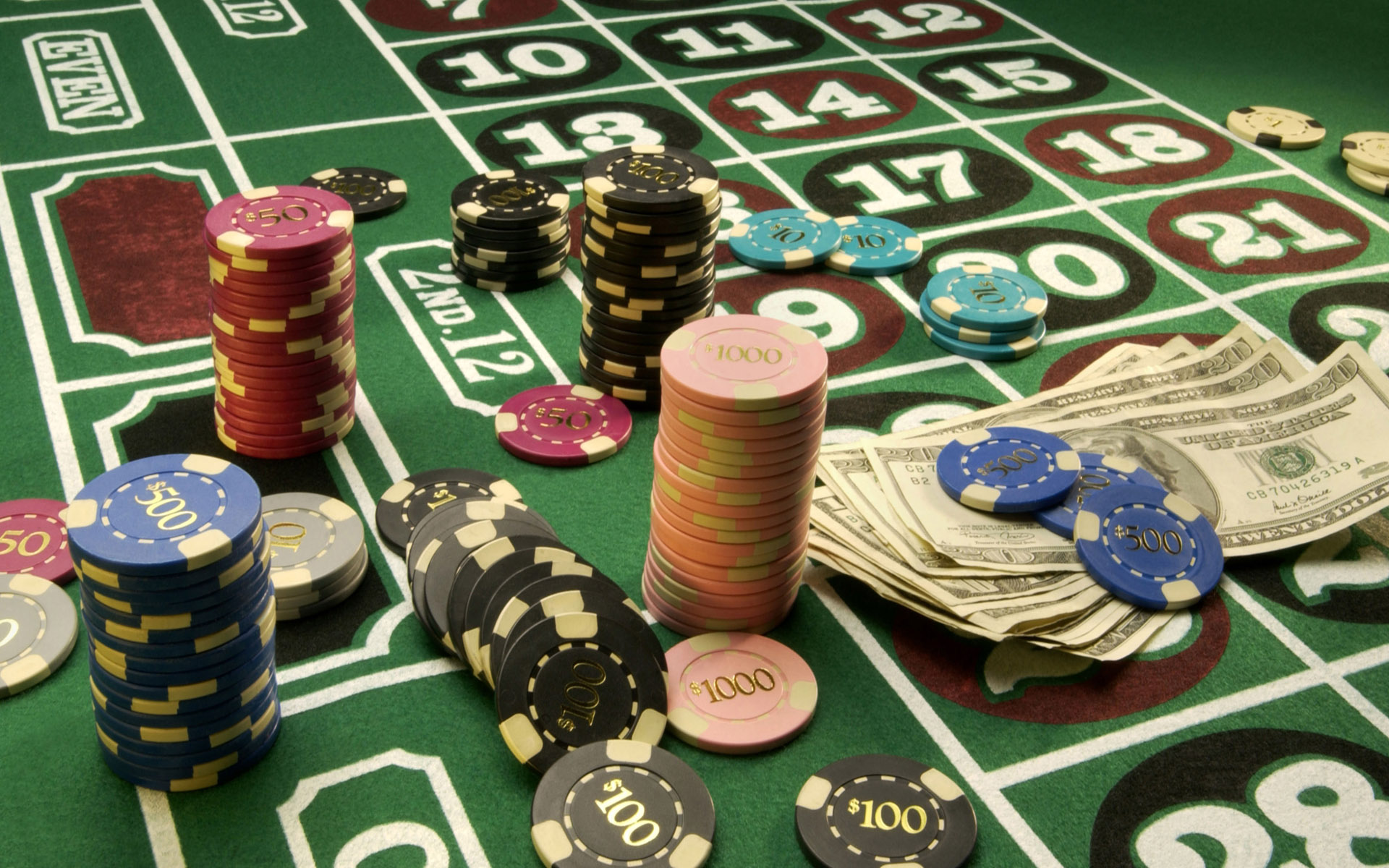 How to choose a casino with real bets
